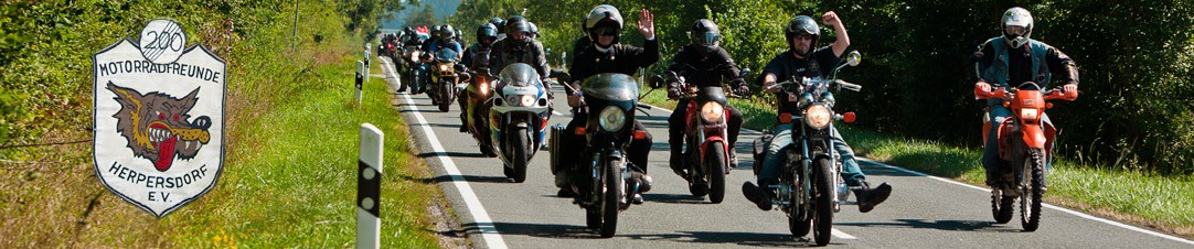 Motorradfreunde Herpersdorf e.V.